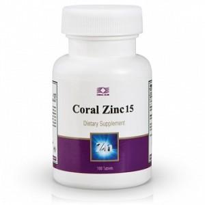 Coral Zinc 15